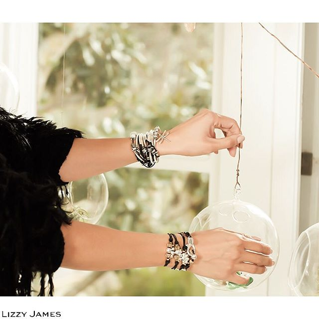 Kristy ,  Dragonfly , and  Paris  wrap bracelets bring elegance to your favorite summer attire.