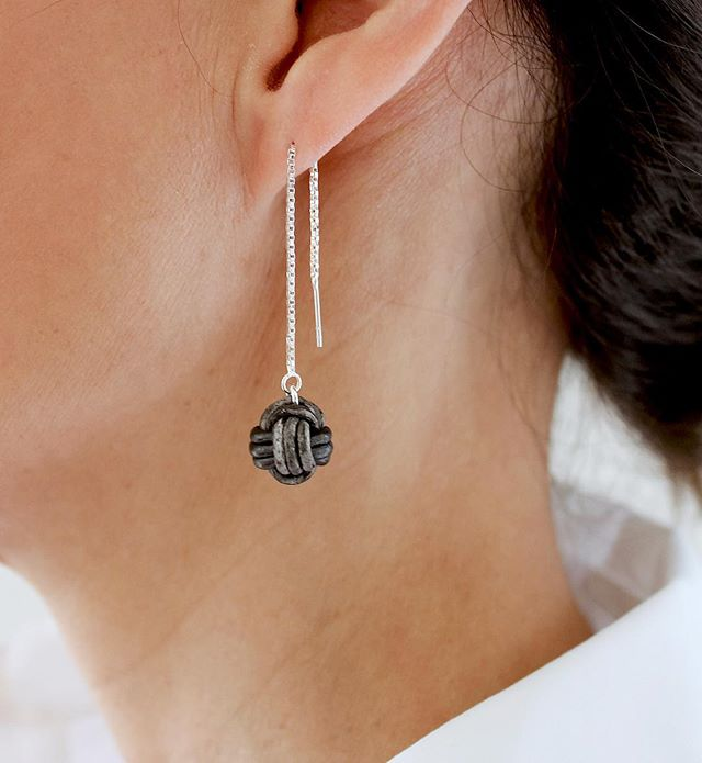 Shown:  Joan Earrings