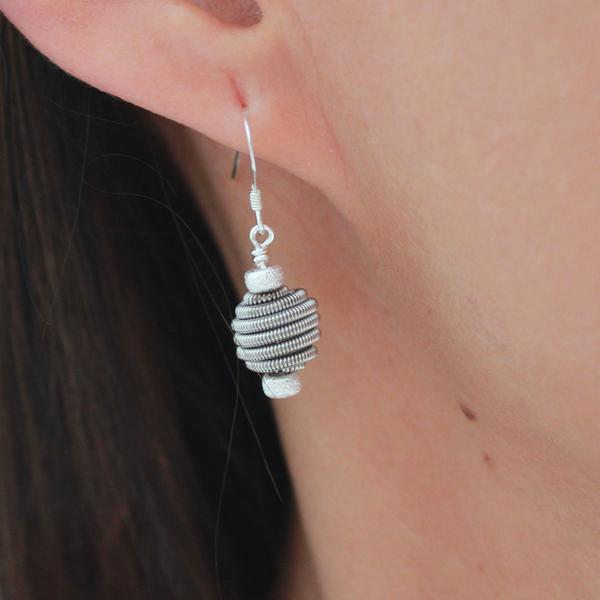 Shown:  Zenith Earrings