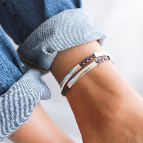 Shown:  Ashley Anklet