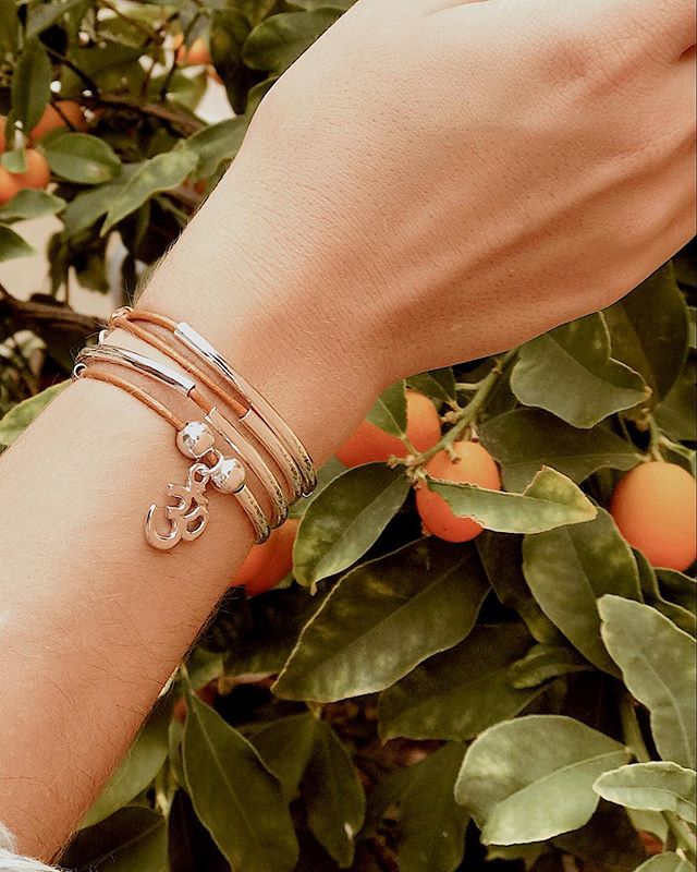 Mini Friendship add your Charm Choice  with added  Om Charm