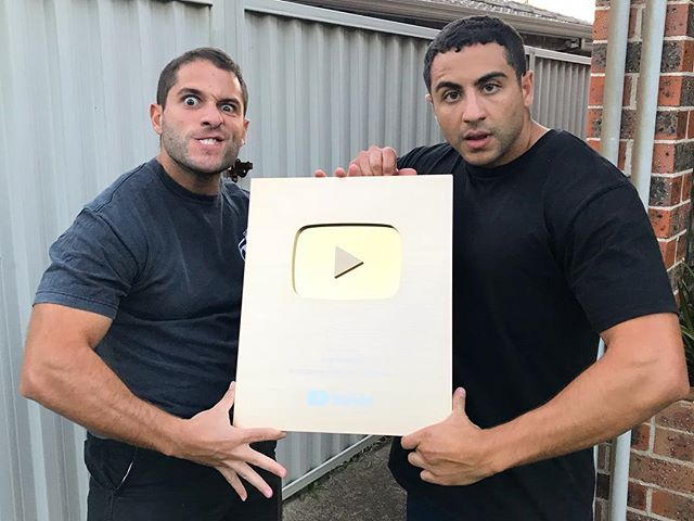 Thanks to you, two of the biggest dumbasses on the internet passed 1M subscribers. You guys are the best fans ever