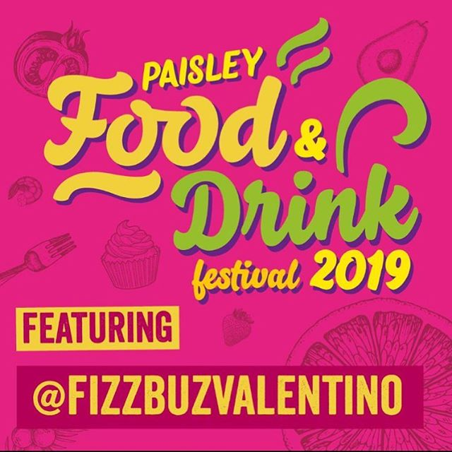 Exciting news! We're going to be @PaisleyFoodandDrink Festival for it's biggest ever festival yet! The two-day festival will take place on Friday 26th and Saturday 27th April with over 40 traders attending, Get a slice of the action: https://paisley.is/featured_event/paisley-food-and-drink-festival/#paisleyfoodanddrink #paisleyfoodanddrinkfestival