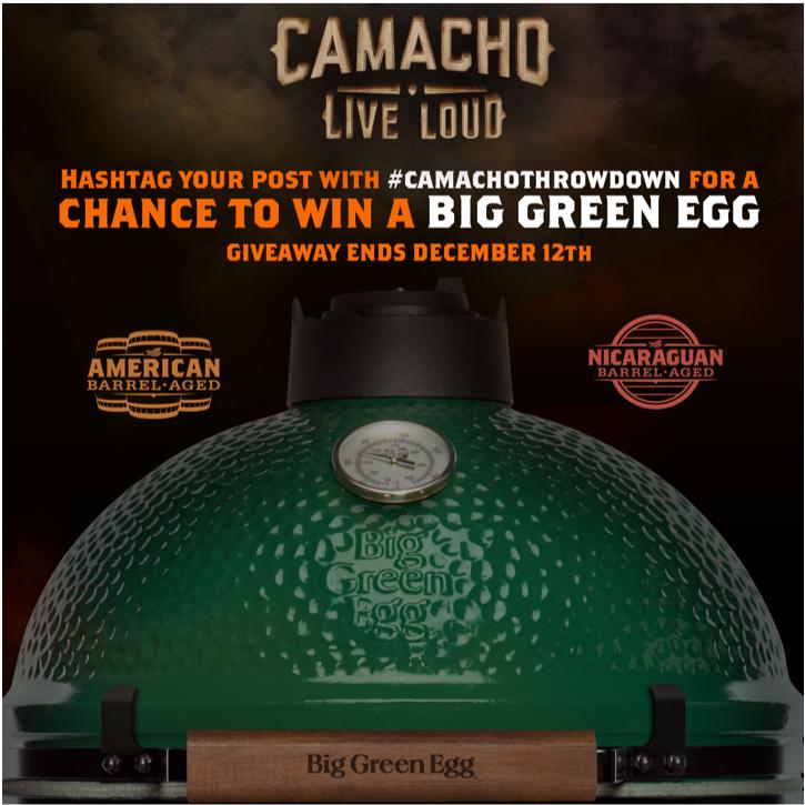 Big Green Egg Camacho.png