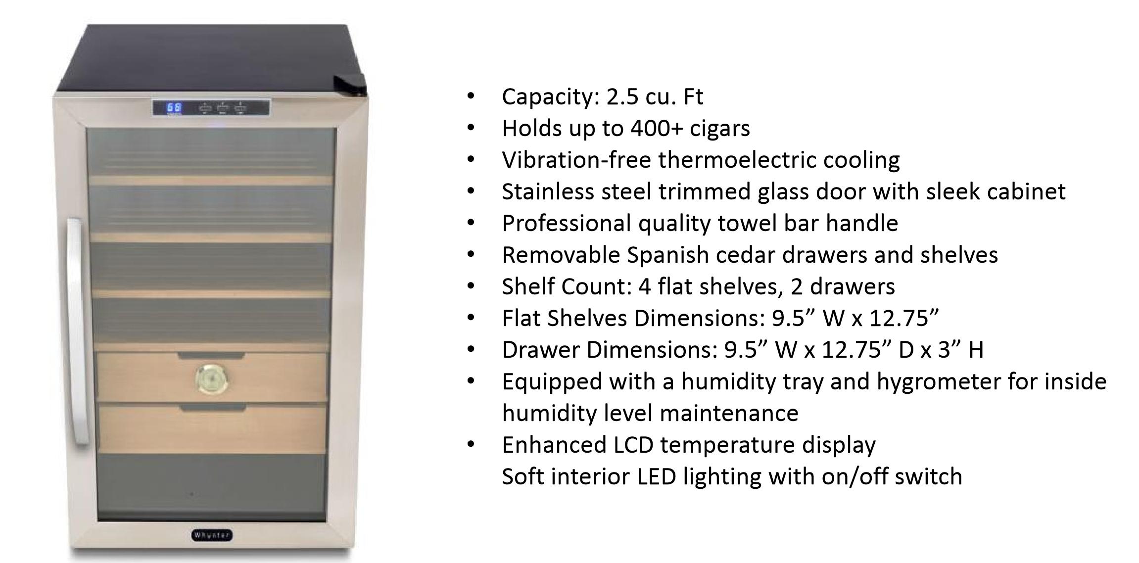 You could win this Montecristo Cigar Cooler!