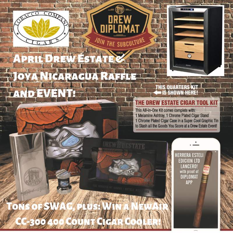 Chill with Drew Diplomat - Raffle and Lemoyne Event!