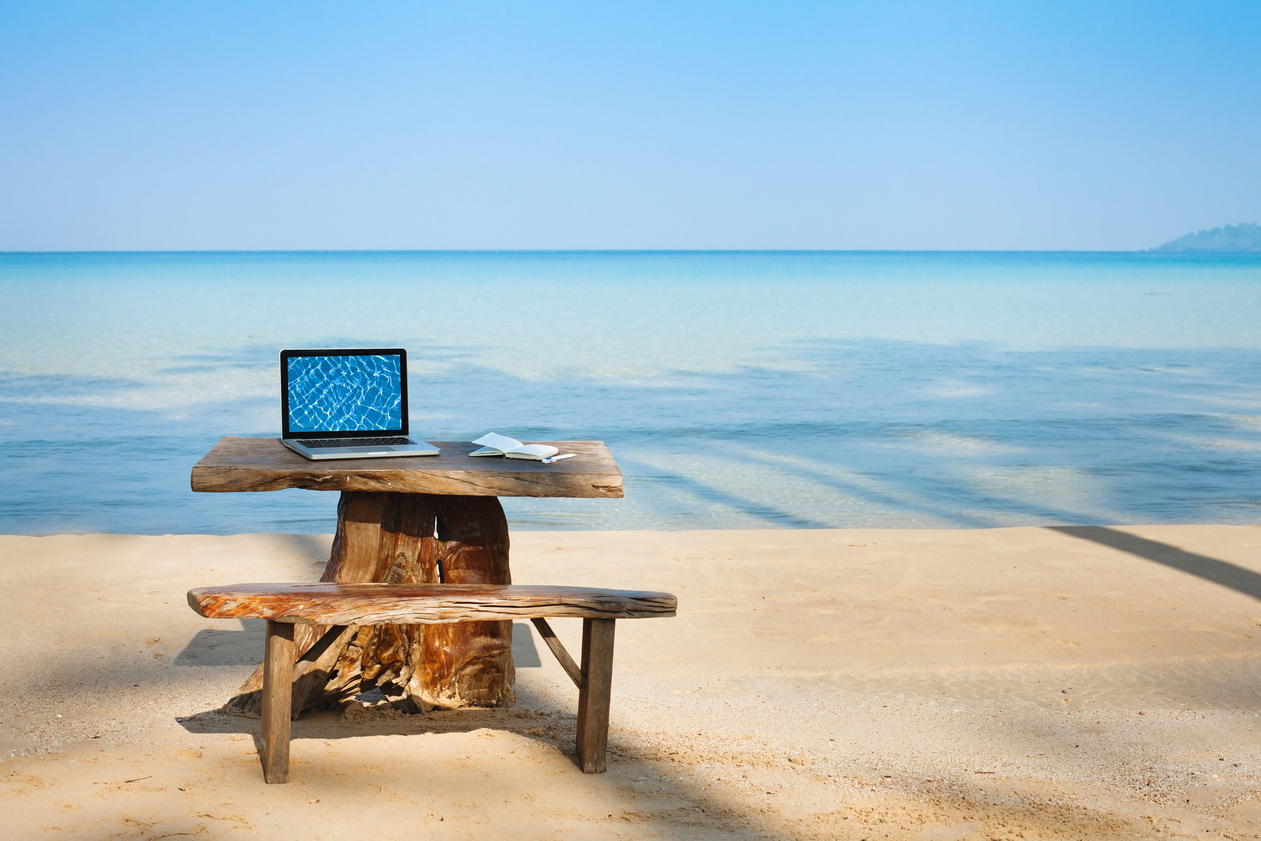 Een Virtual Assistant werkt vanaf bijna iedere locatie ter wereld