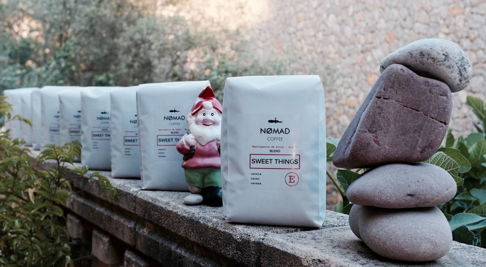 Try SWEET THINGS coffee from Nømad at CAFE SOCIAL Mallorca
