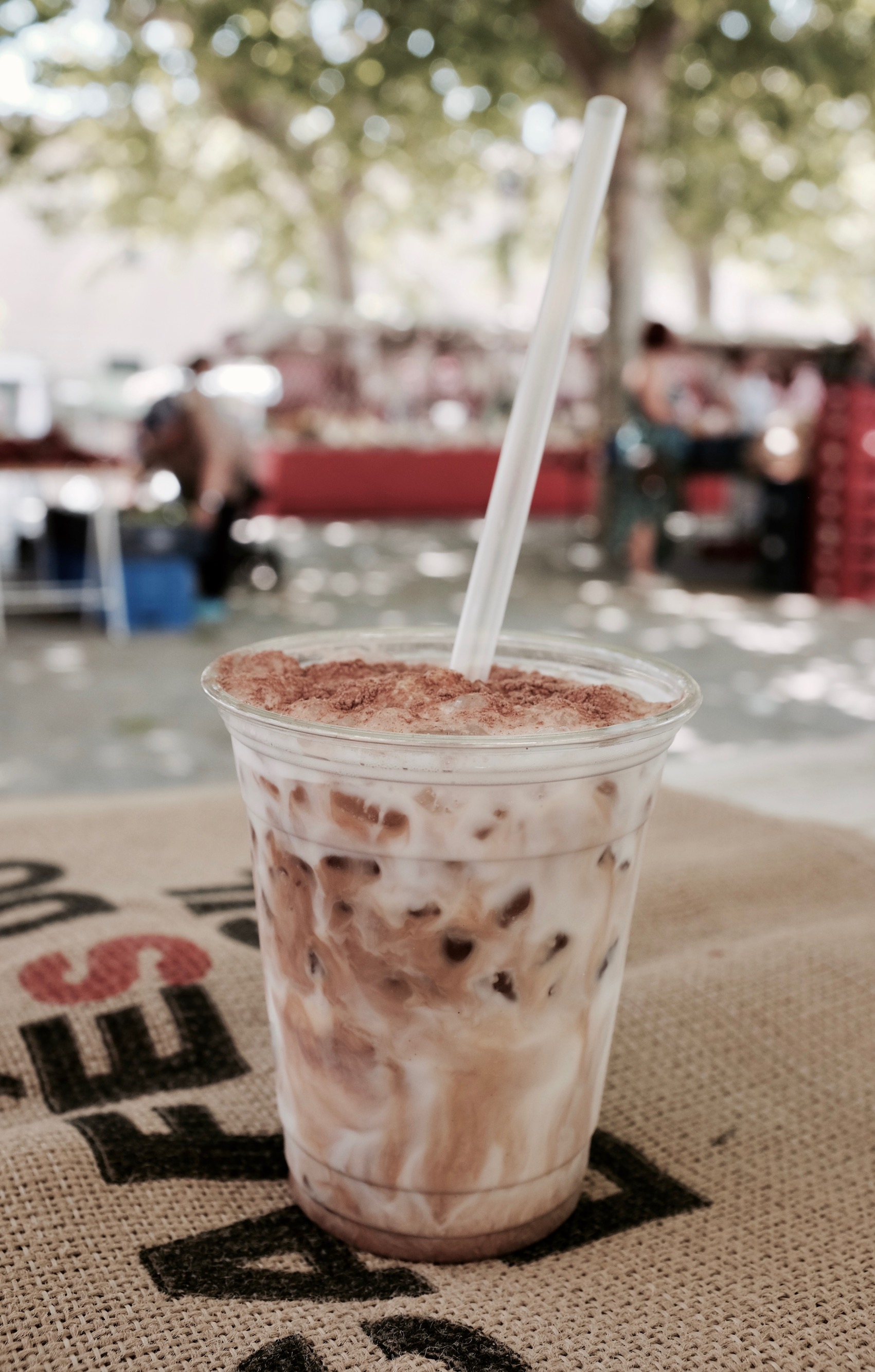 CAFE SOCIAL Mallorca launches its summer' special refreshing coffee drink: The SOCIALCCINO