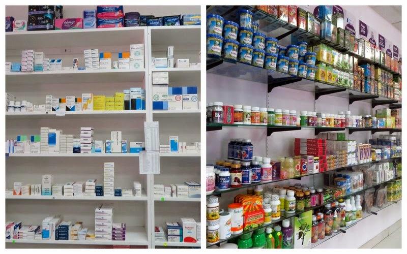 Generic prescription meds & OTC supplements at Liquis