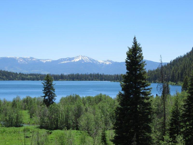 Beautiful Phelps Lake GTNP
