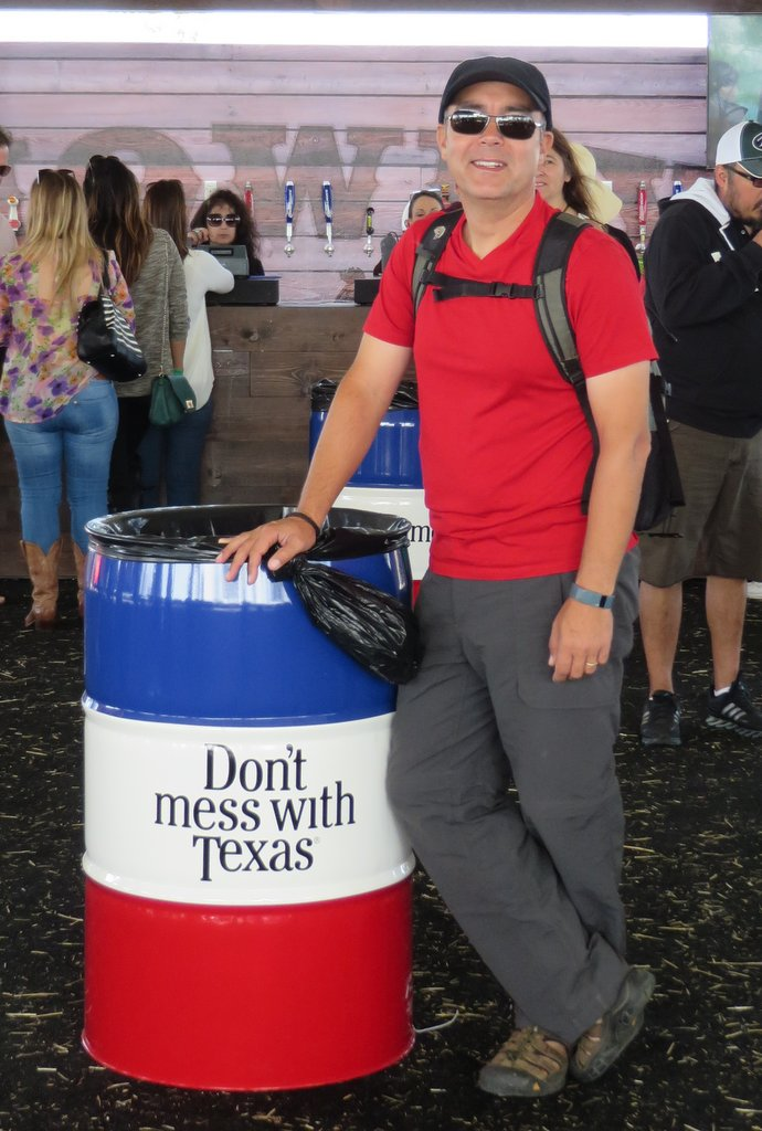 Don't mess with us we're Texans