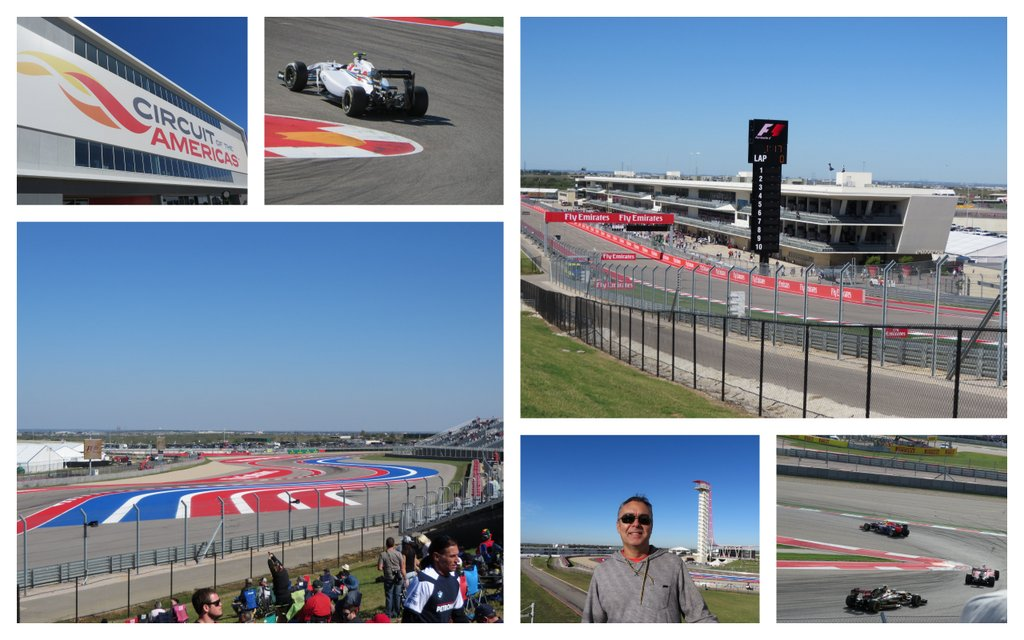 Circuit of The Americas is an incredible facility.