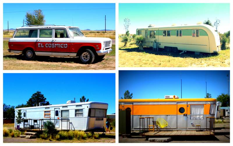 The totally cool El Cosmico