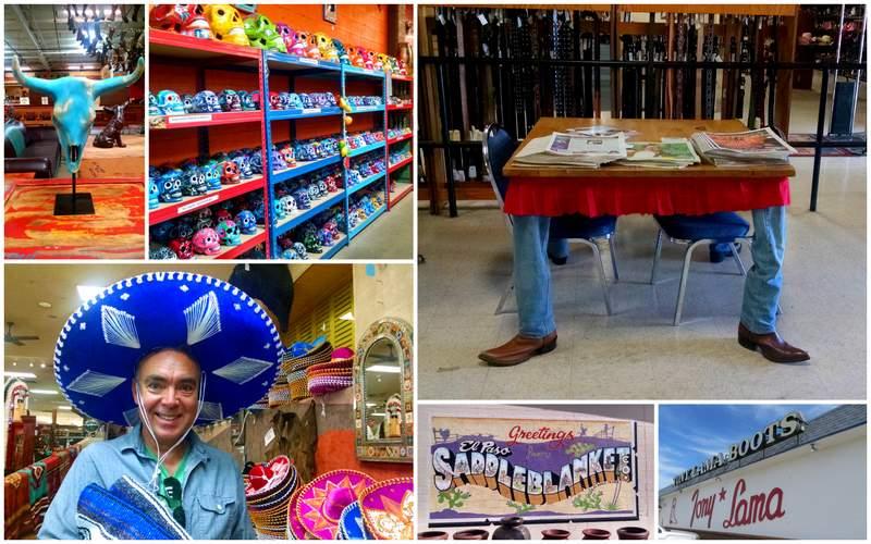 Fun shopping in El Paso