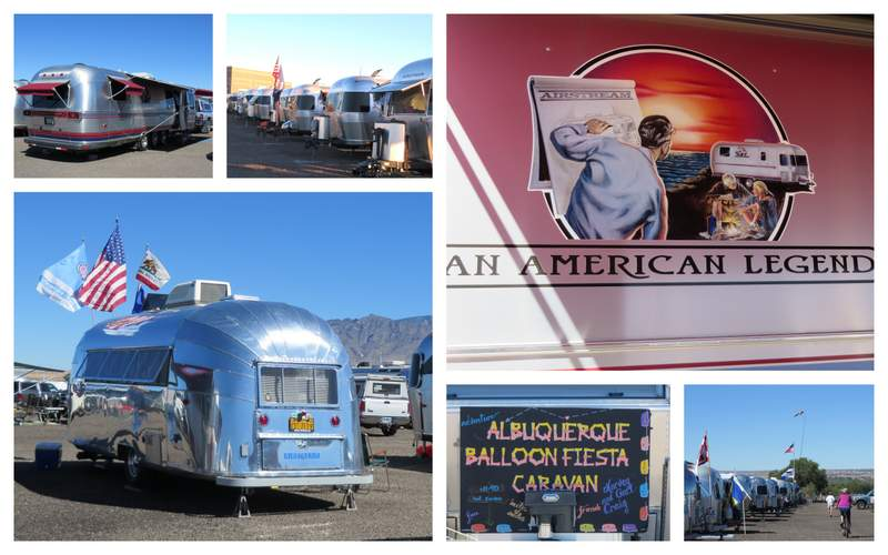 As if this wasn't enough, we were surrounded by 199 other Airstreams