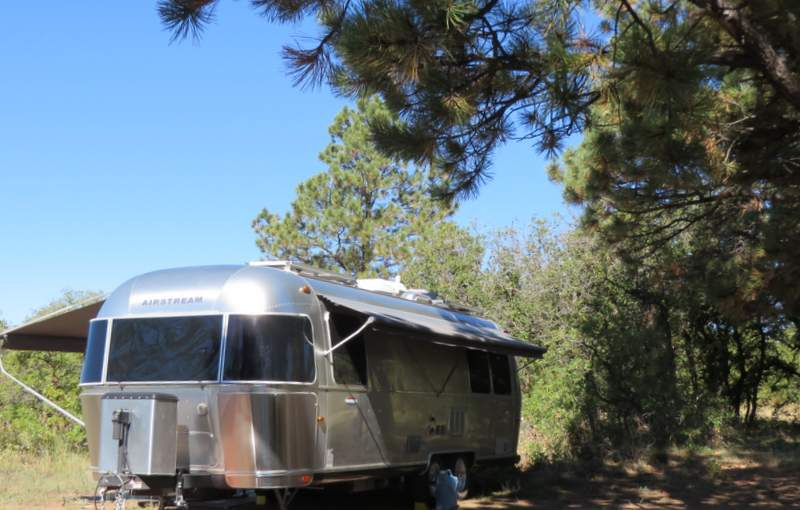 National Forest Boondocking