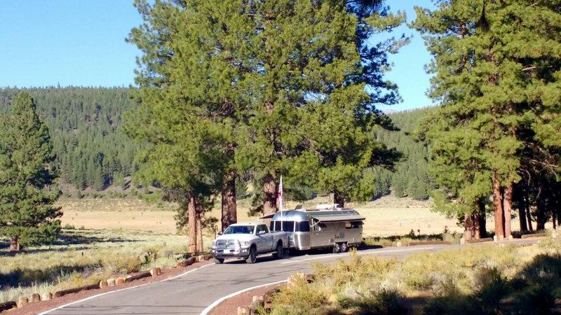 Martis Creek Camping