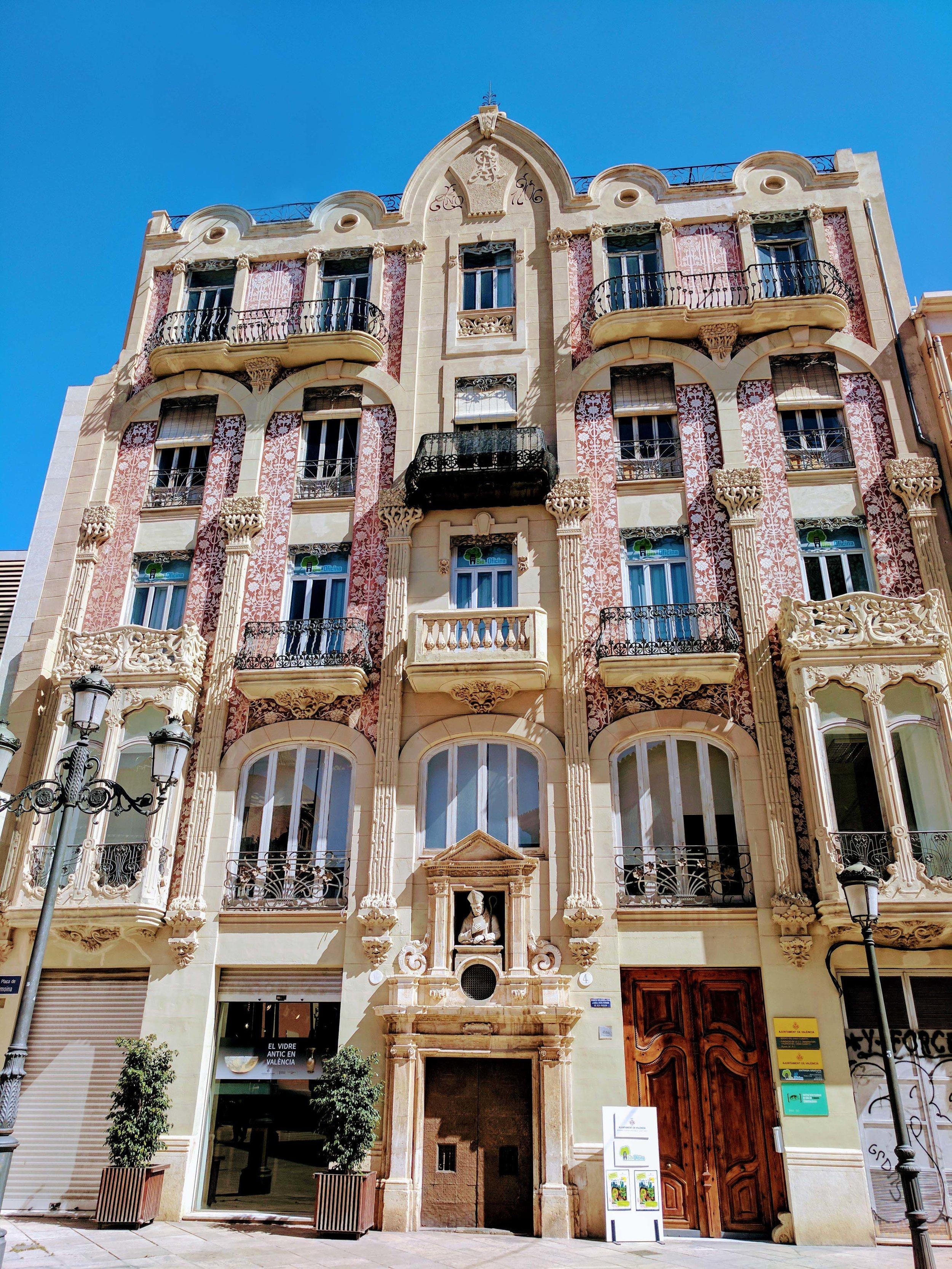 Beautiful Architecture in Valencia