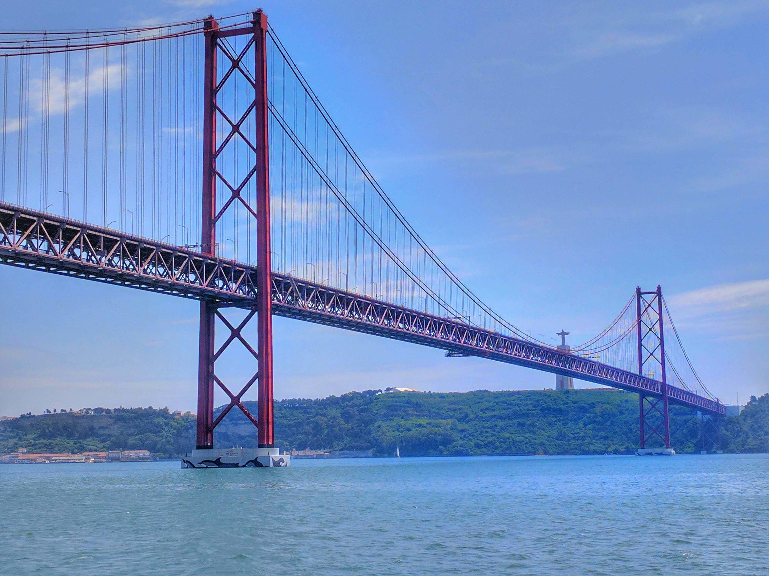 Not the Golden Gate Bridge