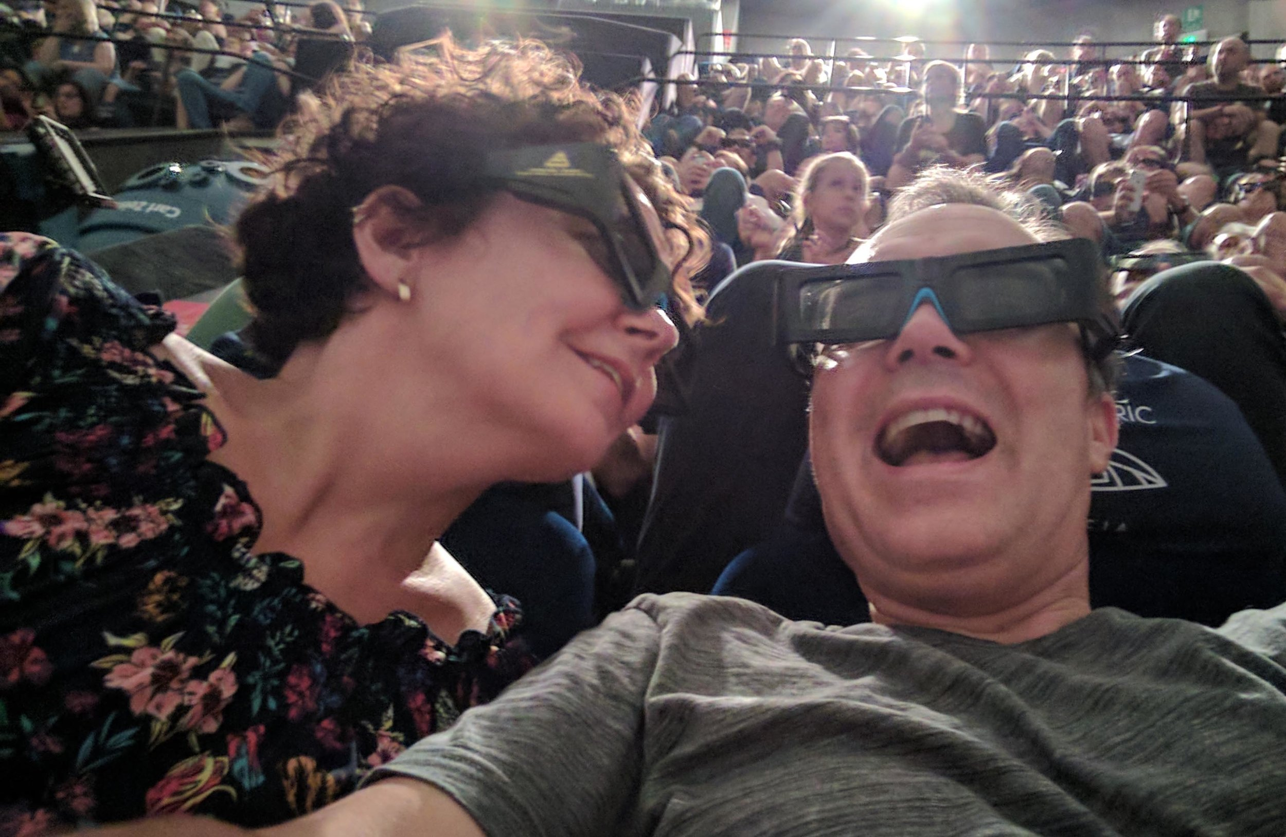 3D concerts and movies under the stars as part of the Gran Fira