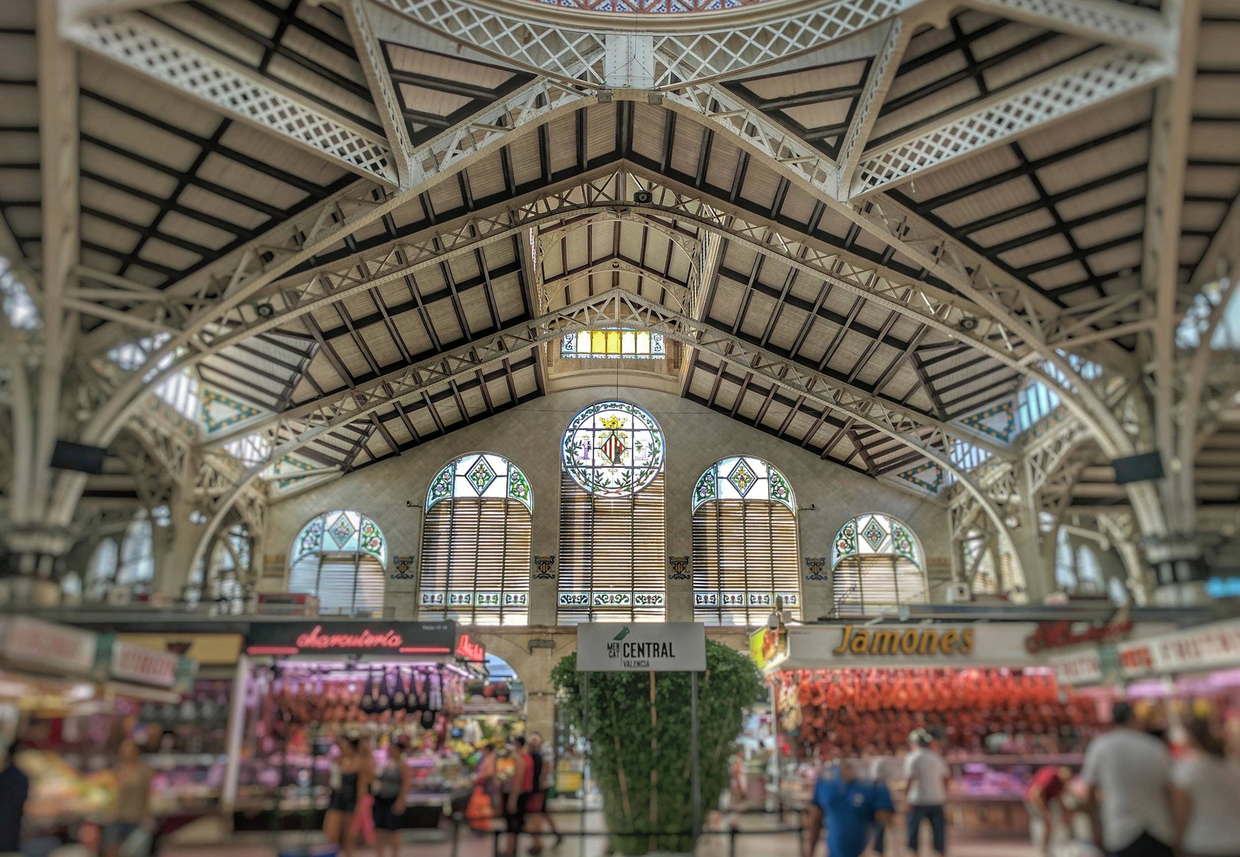 The incredible and immense Mercat Central
