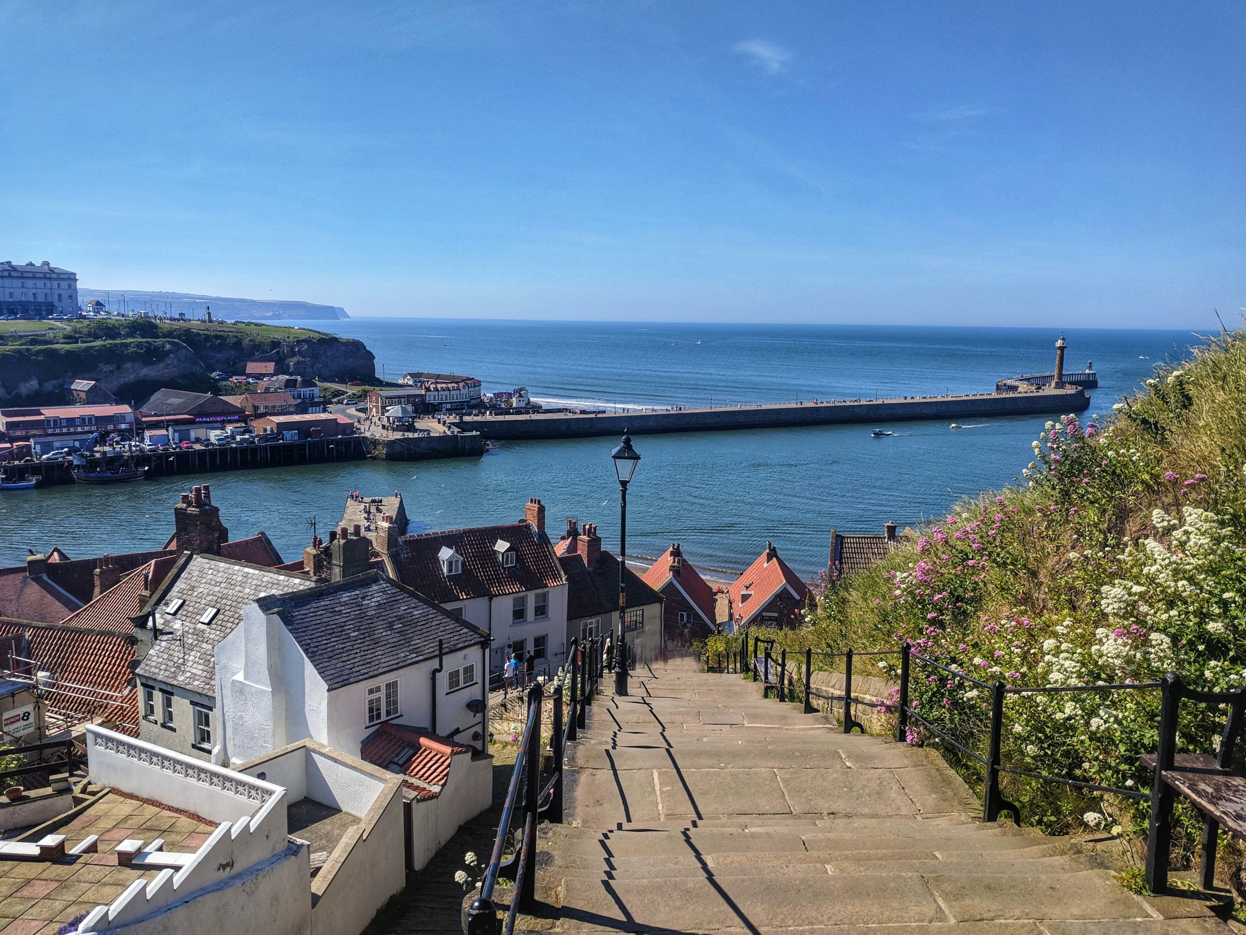 More photogenic Whitby