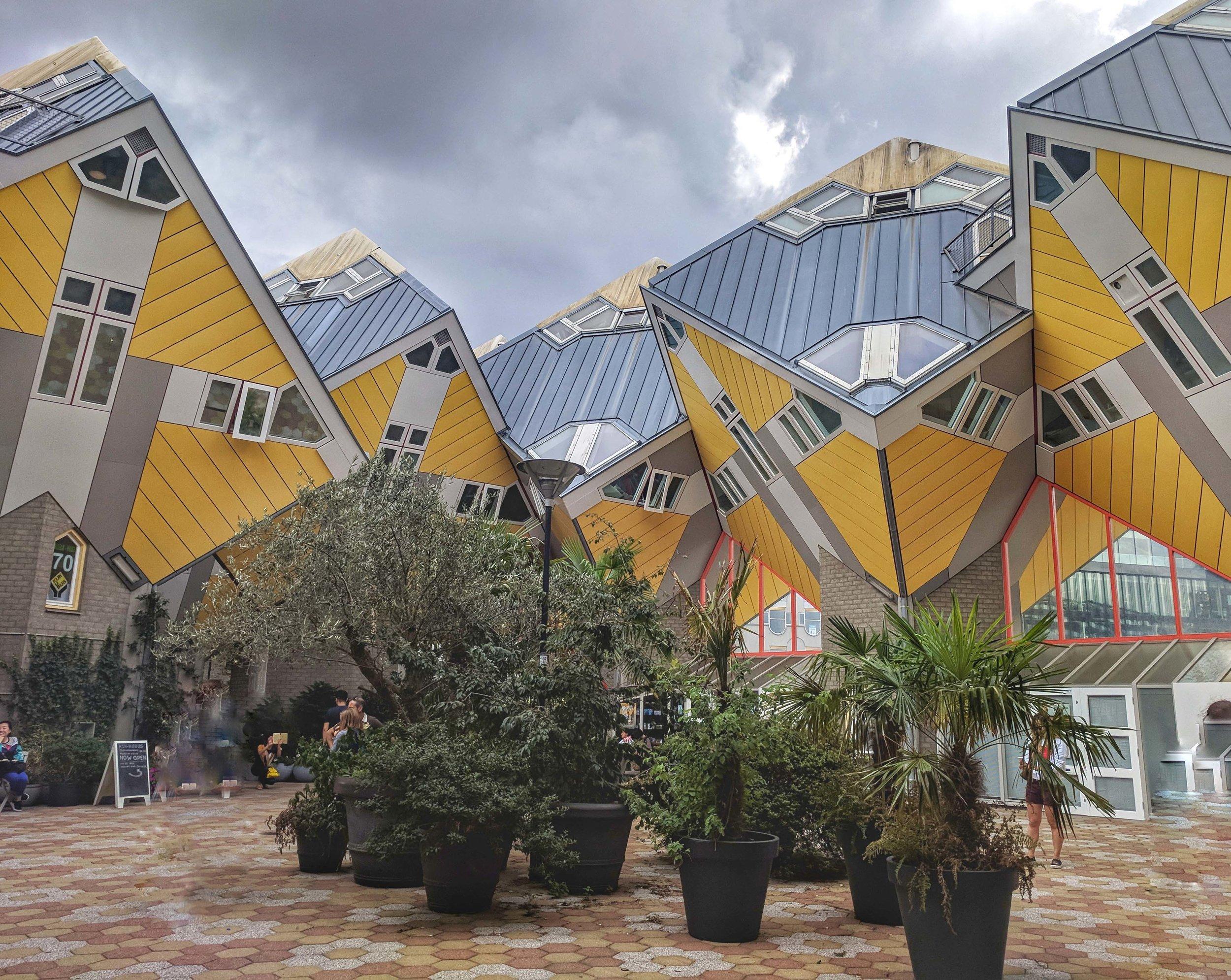 More iconic Rotterdam Architecture