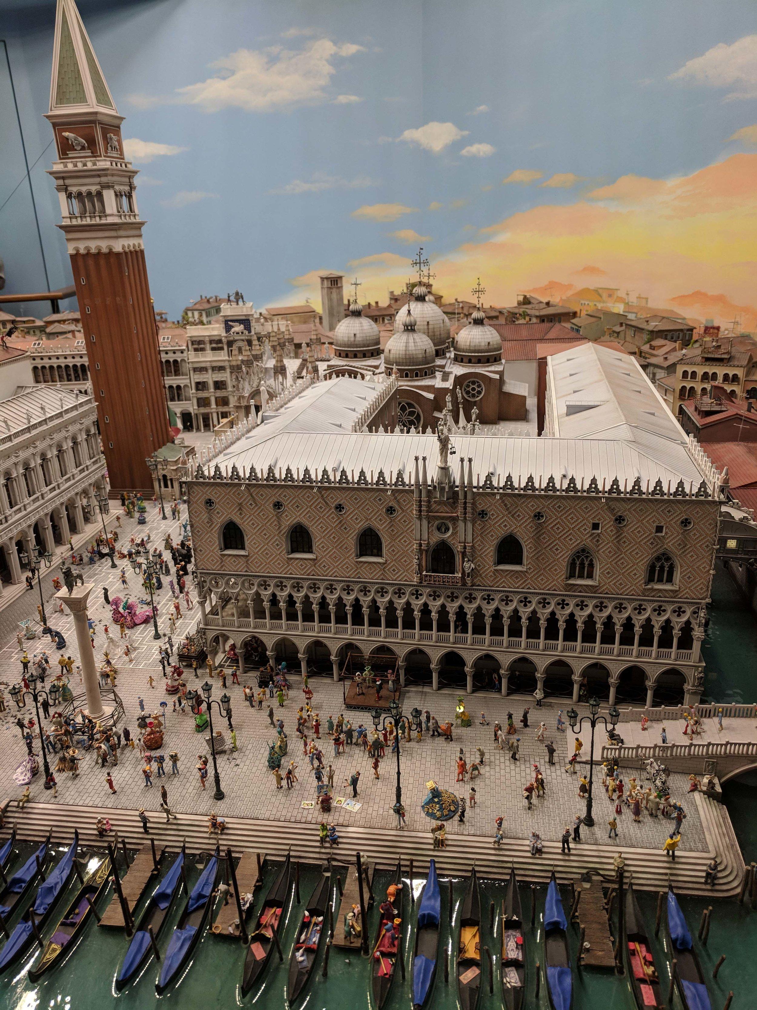 Miniature Venice