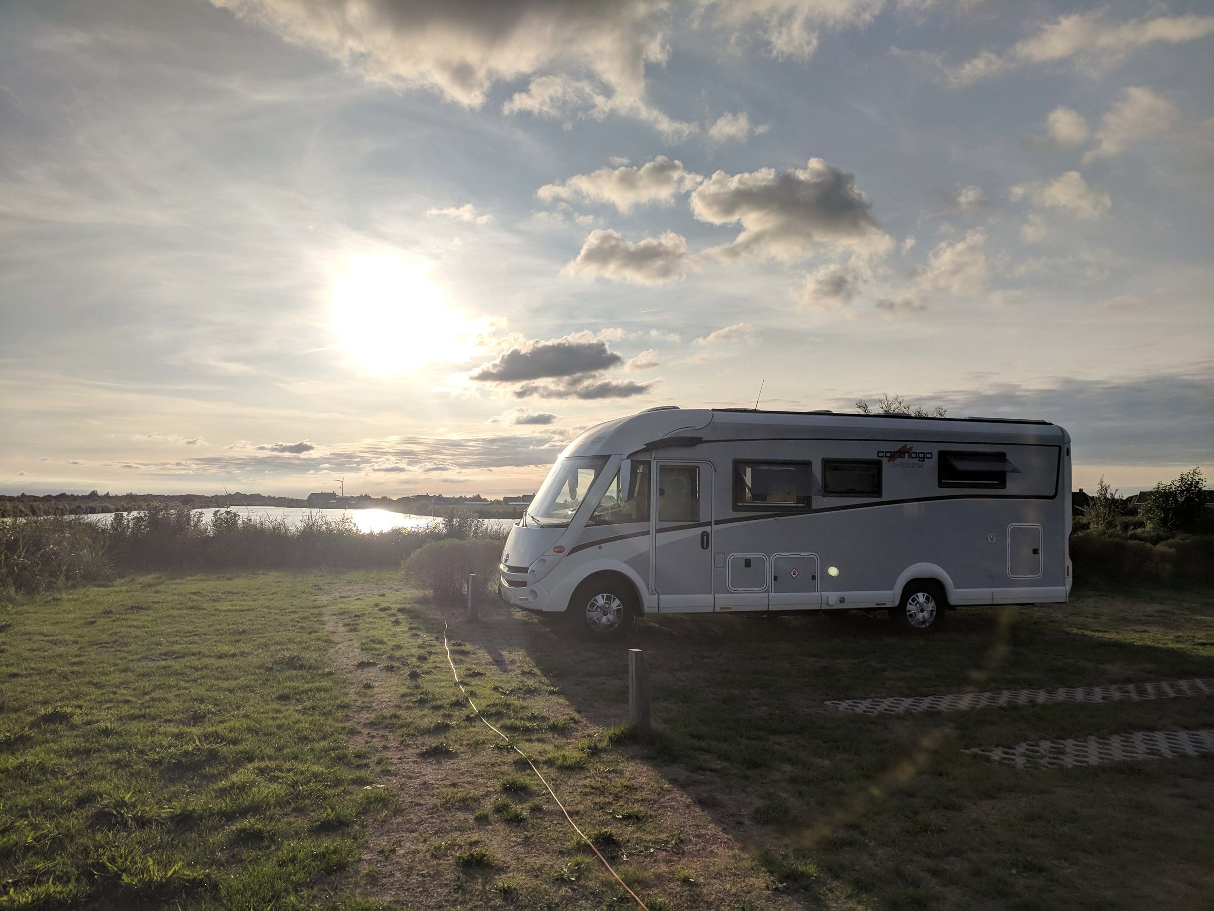 Our new home on wheels