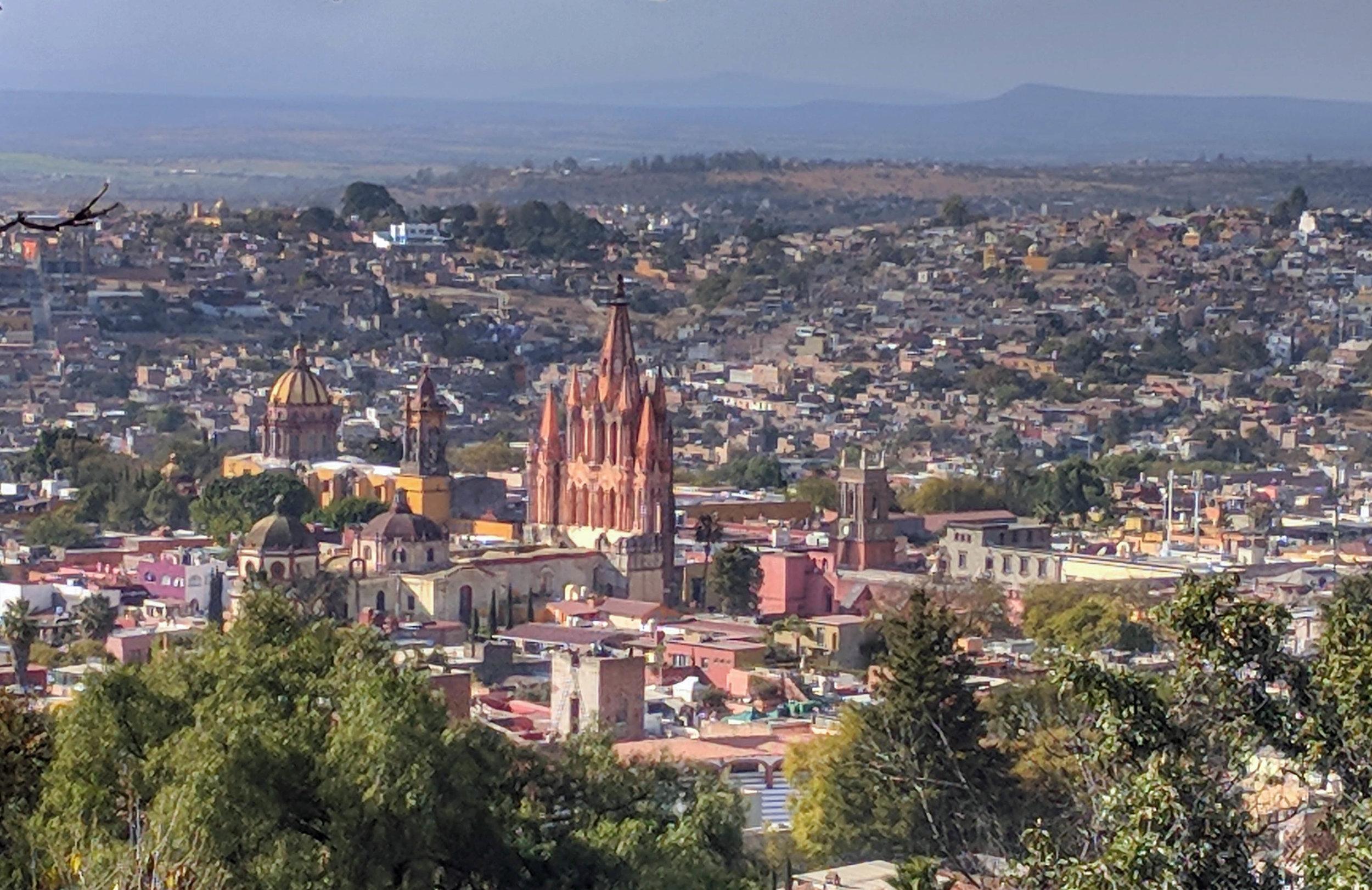 Lovely San Miguel de Allende