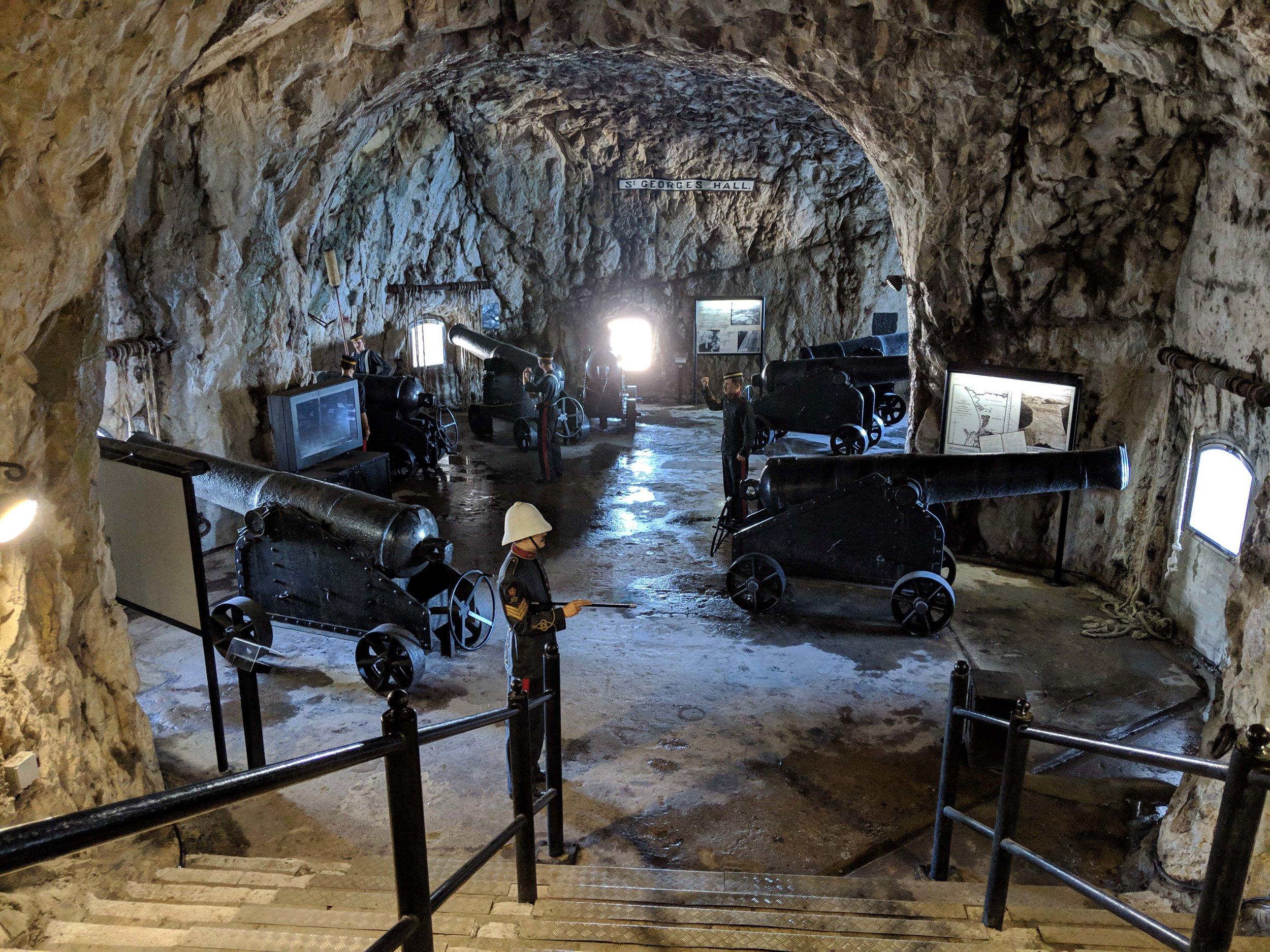 Army Tunnels