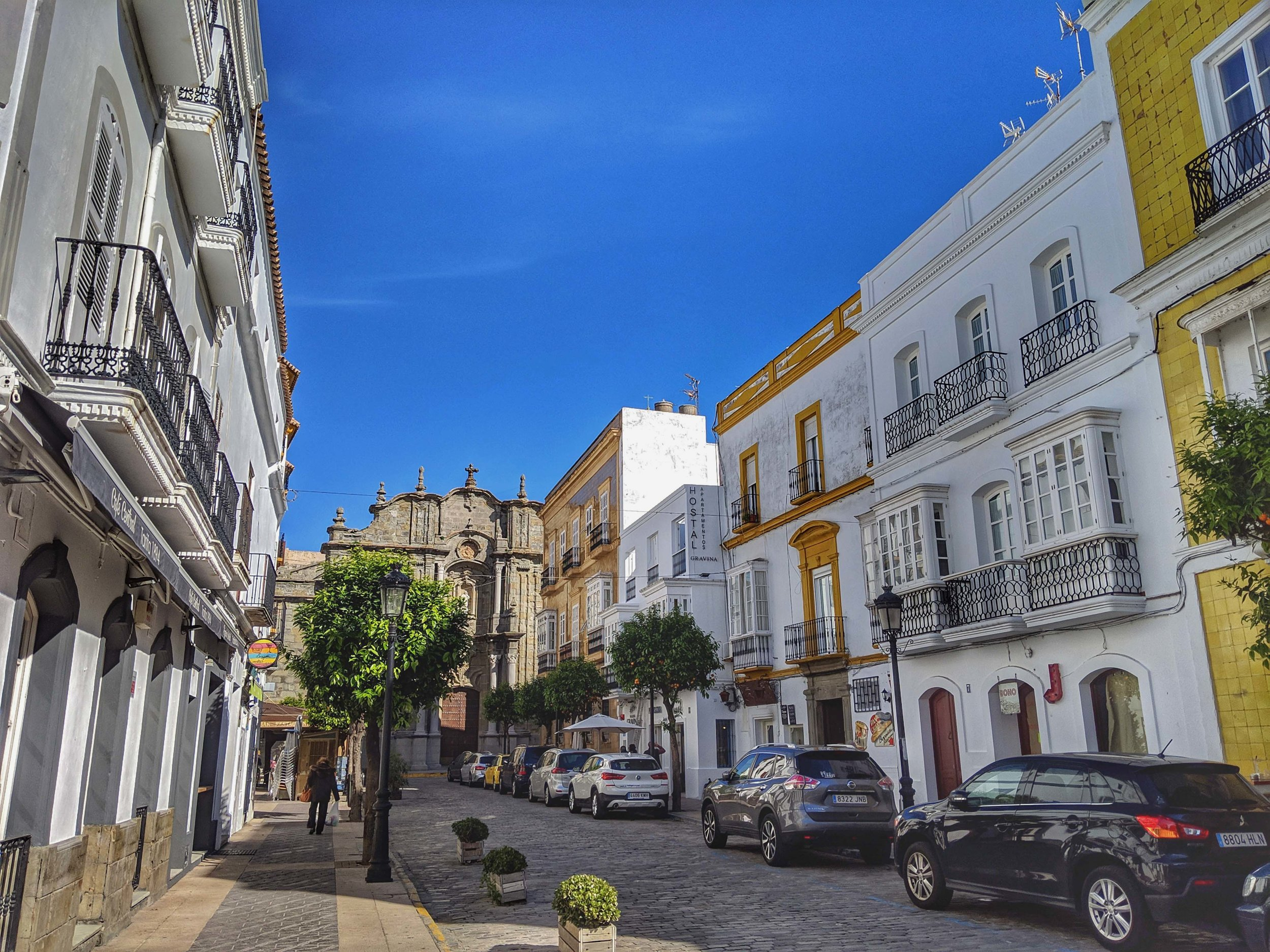 Charming old town Tarifa