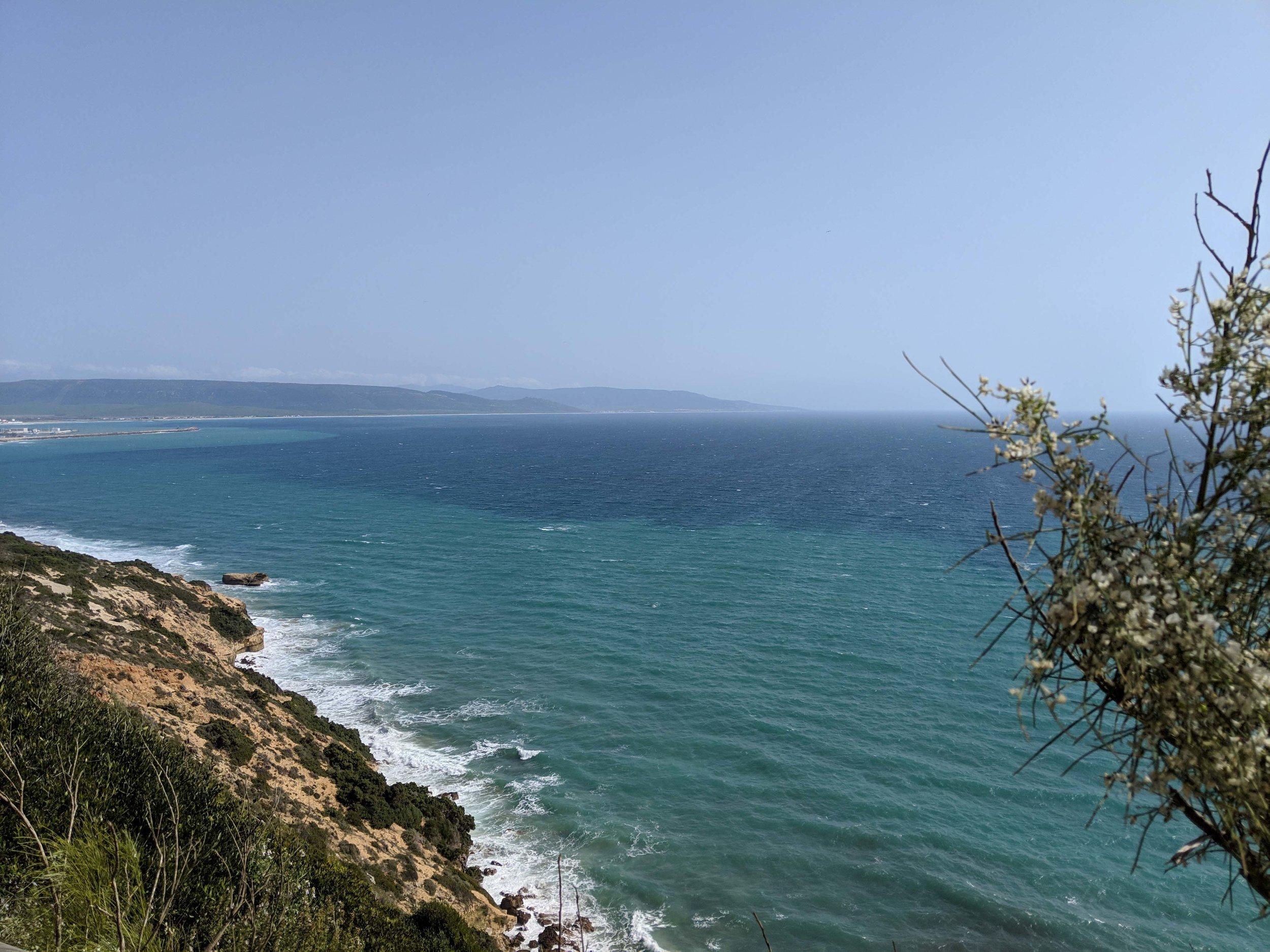 Hiking near Barbate