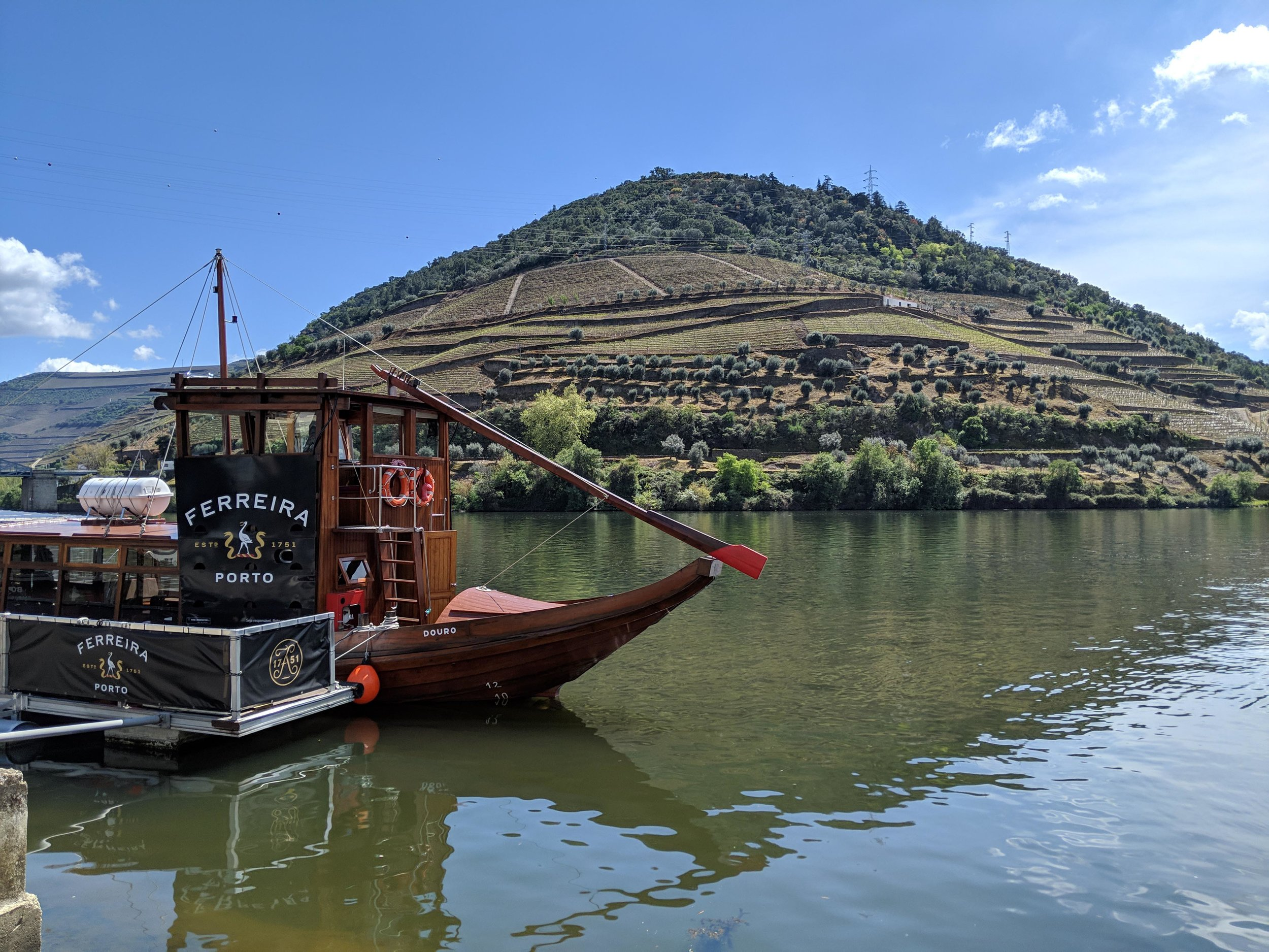 Our Rabelo: Our transport for the lovely river trip