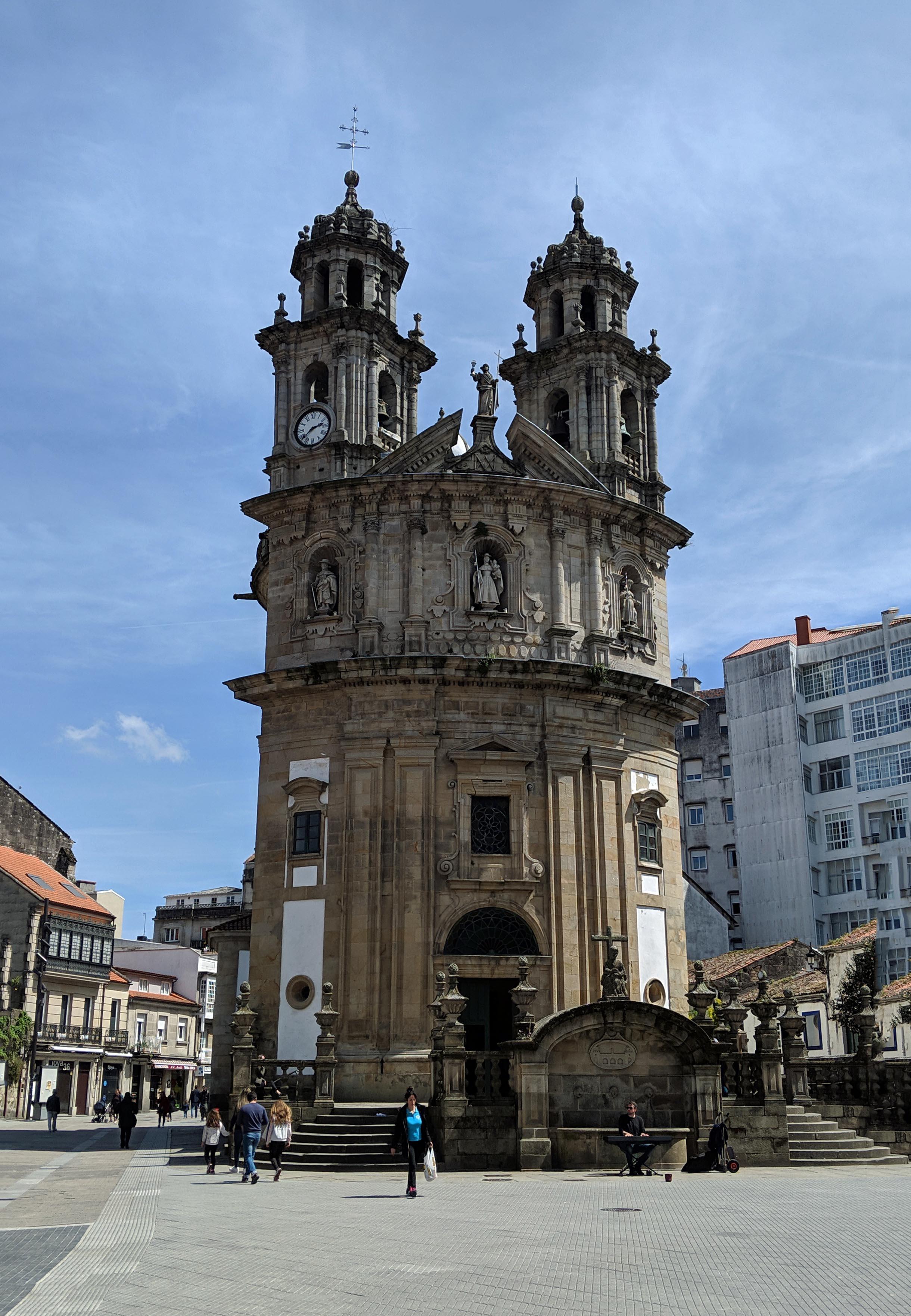 Pontevedra Centro Historico