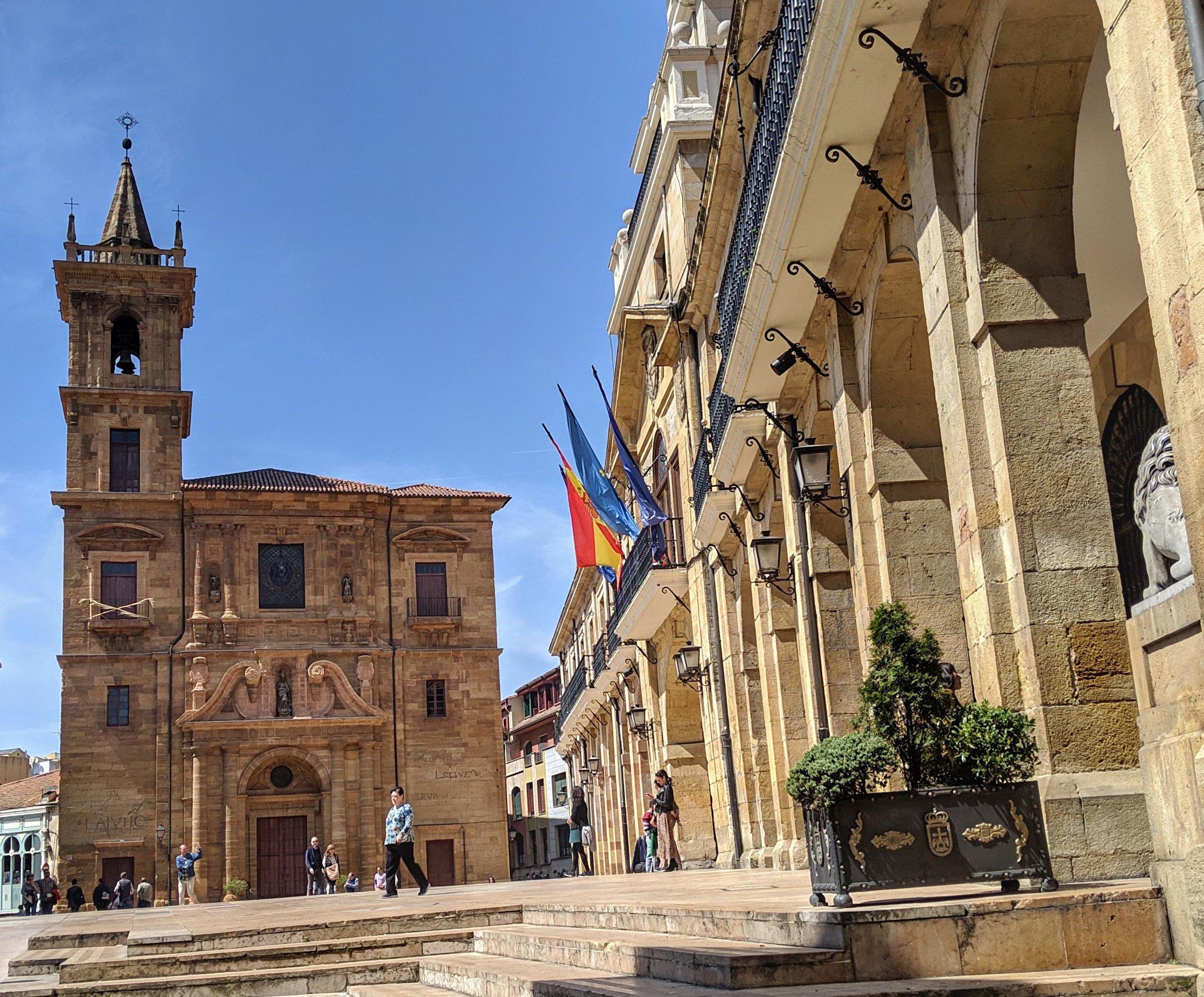 Centro Historico, Oviedo