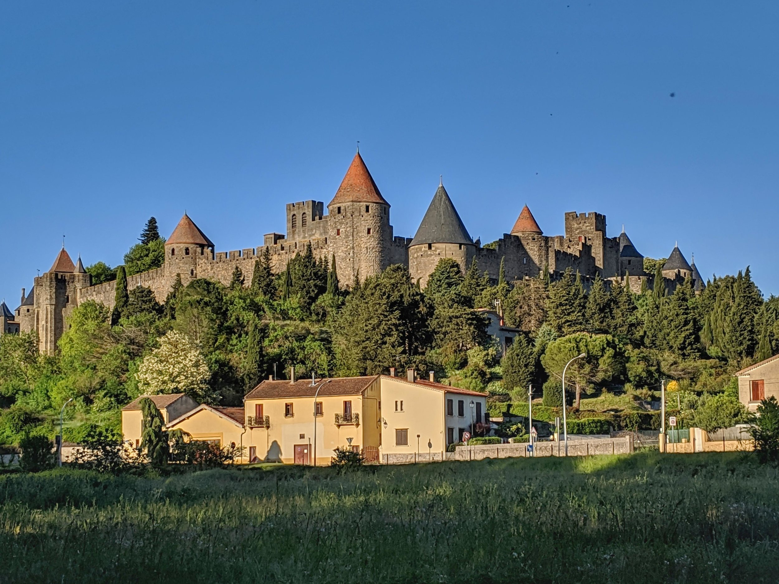 Carcassonne: What an amazing place