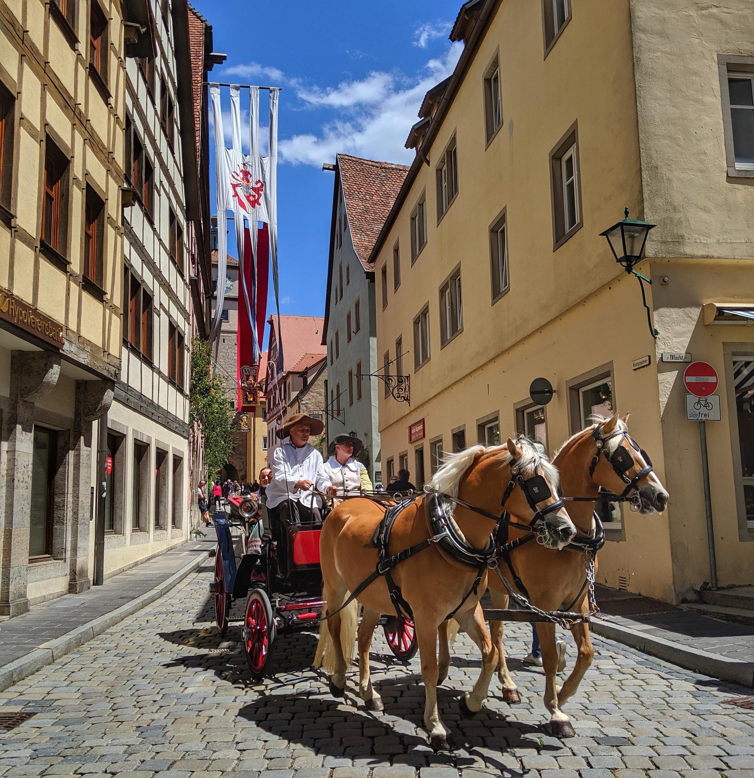 Rothenburg ob der Tauber Festival