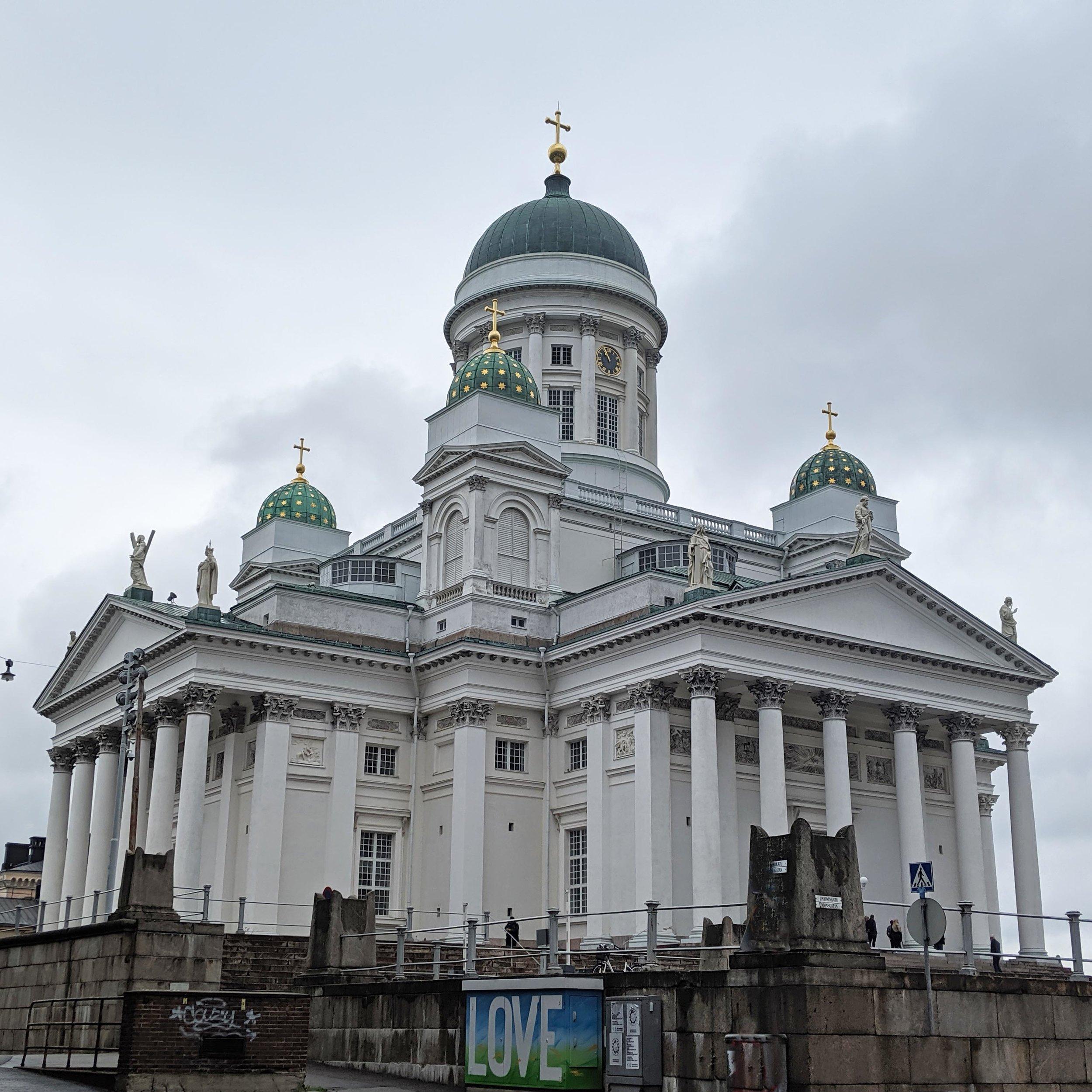 Helsinki has not one…