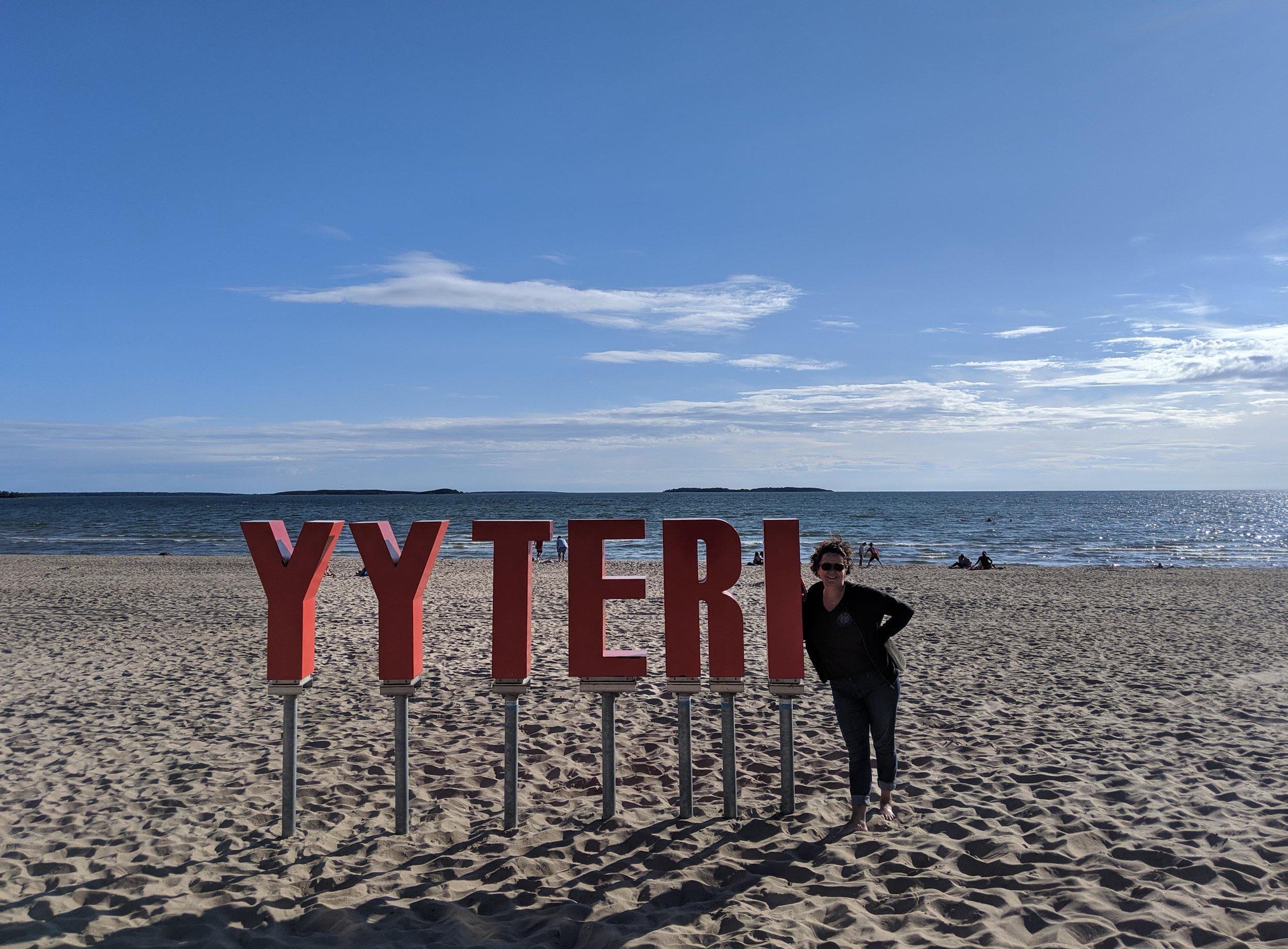 Beach Life - Finnish Style