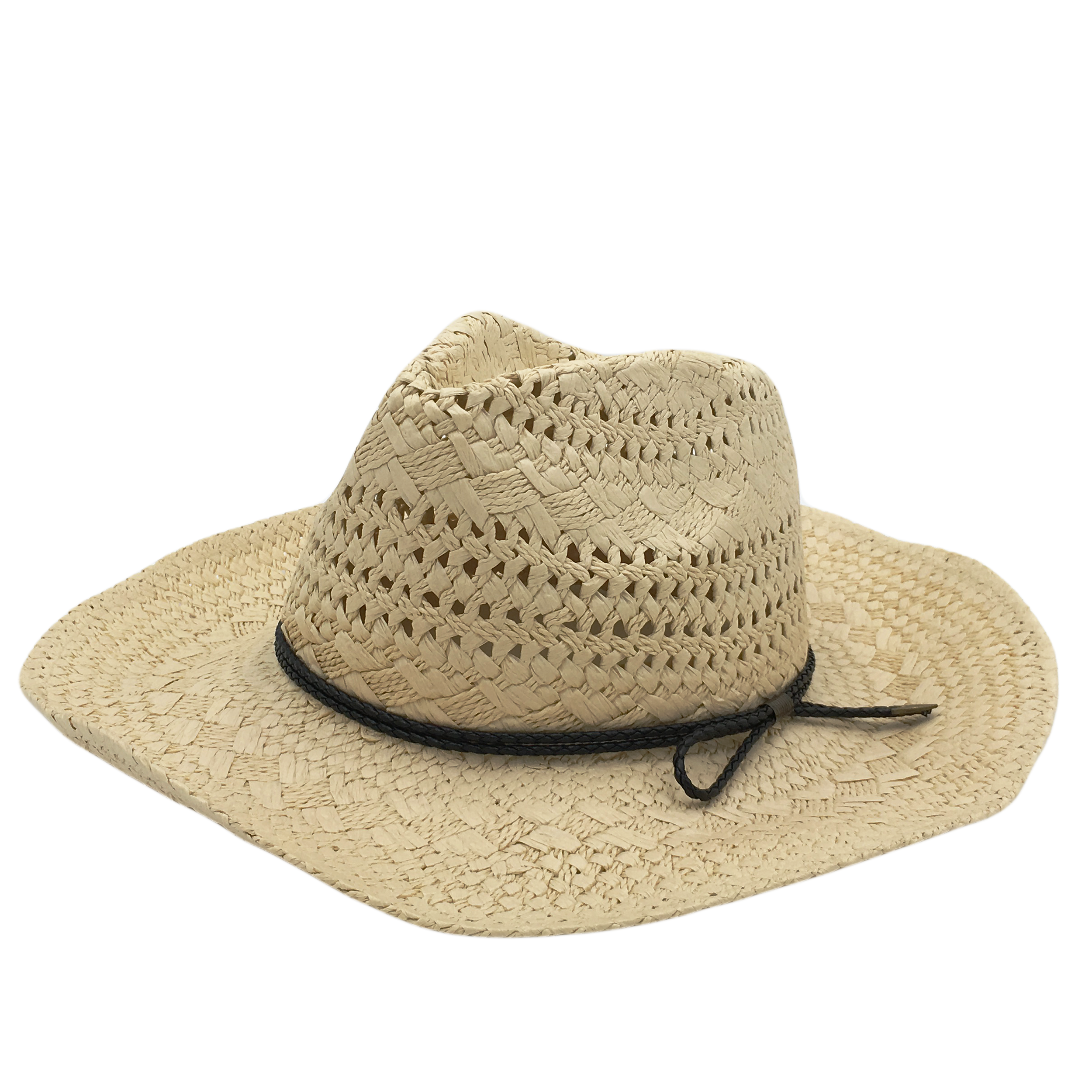 Copy of Copy of Custom Ribbon Straw Hat