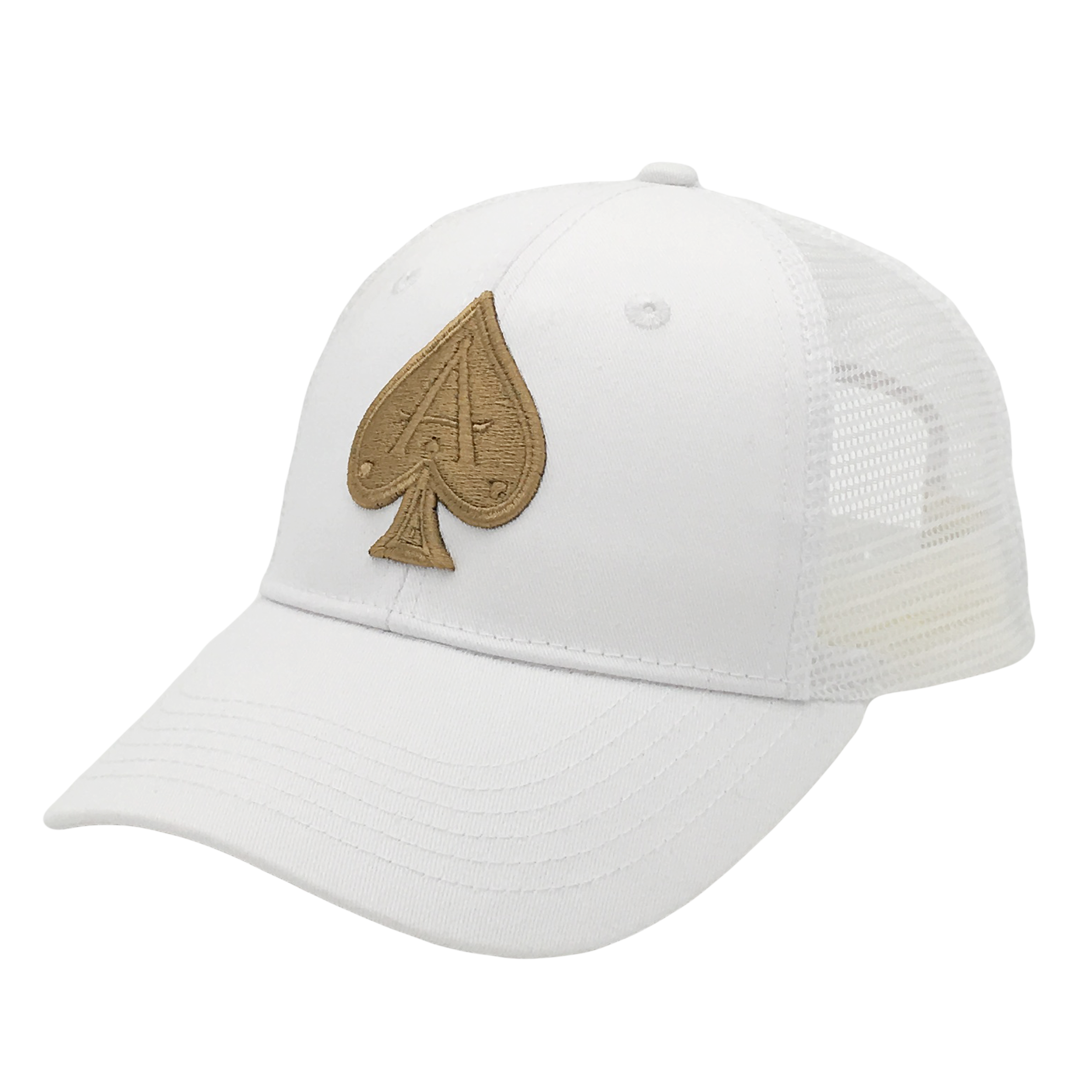 Premium Custom 3D embroidery Trucker Cap