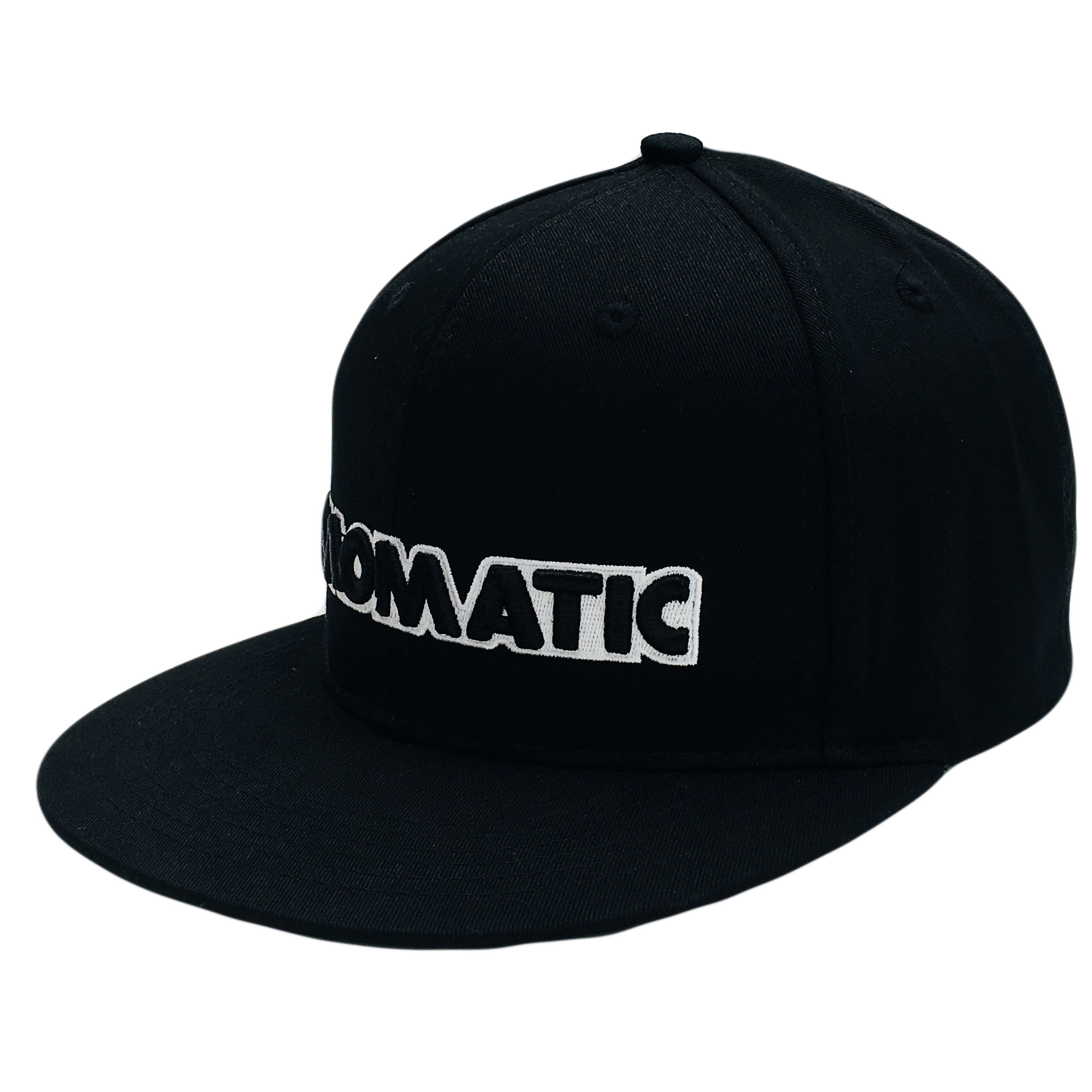 Copy of Copy of Structured Crown 3D Embroidery Snapback