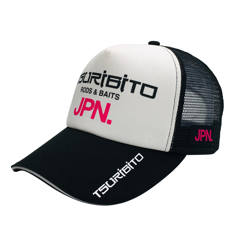 Custom Company Brand Design 5 Panel Mesh Cap