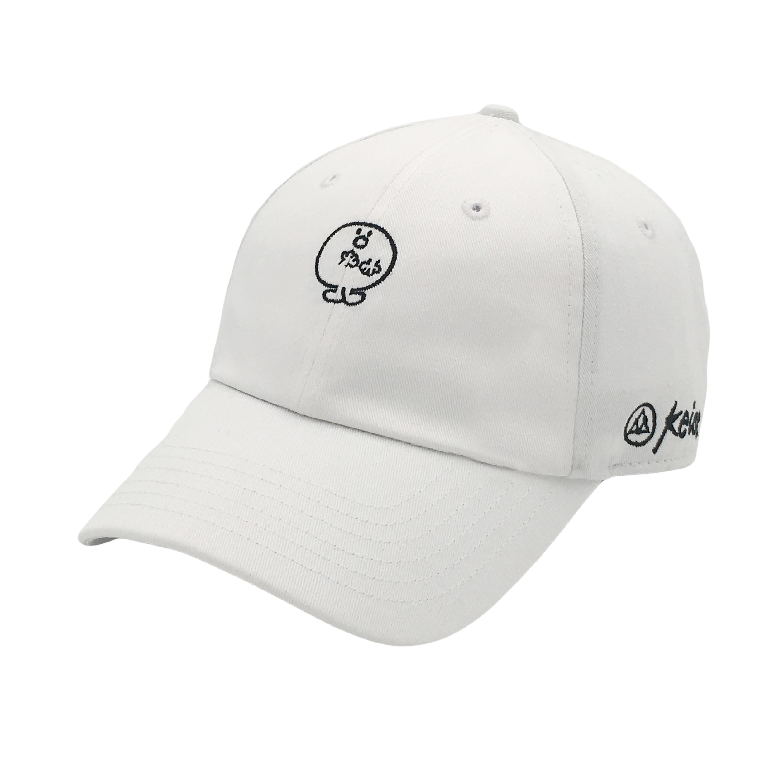 Copy of Copy of Custom Flat Embroidery Streetwear Dad Hat