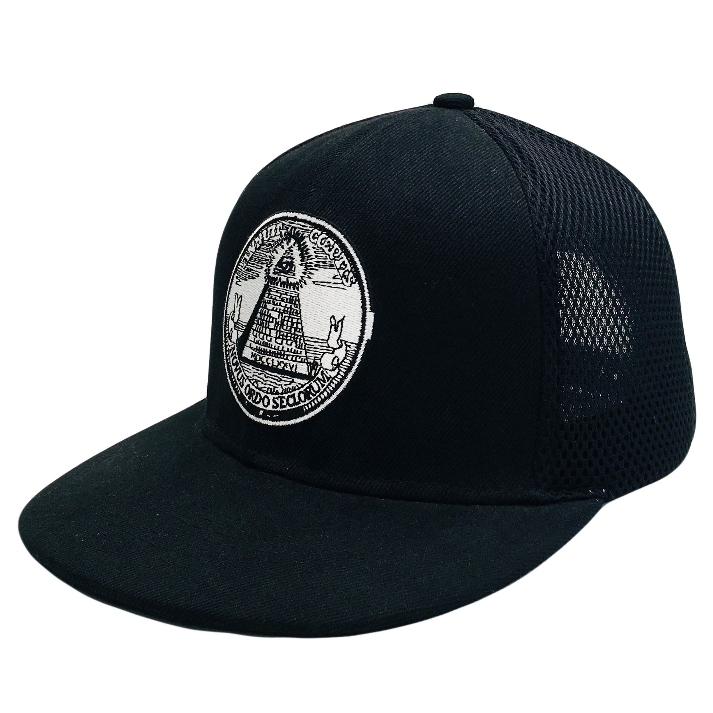 Embroidery Patch Soft Mesh Snapback Trucker