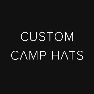 custom camper hats