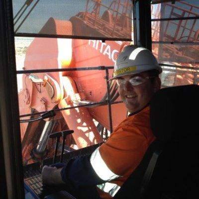 Garth Quinn• Hitachi Construction Machinery