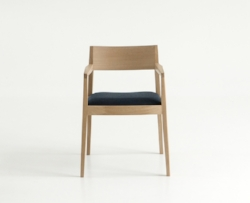 Holworth Chair, designed by Nathalie De Leval.